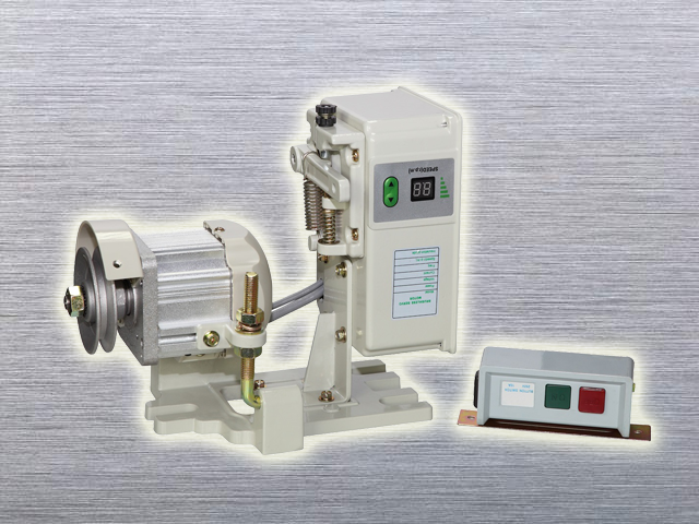 Energy Saving Brushless Servo Motor TL750P (750W,Needle position and synchronizer)